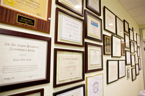 Dr. Glynis Ablon's Degrees & Certifications