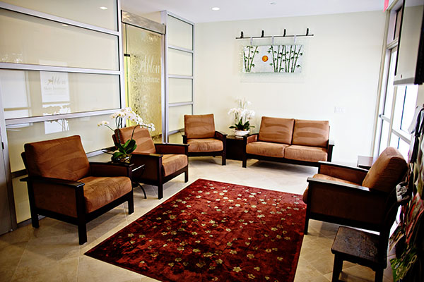 Ablon Skin Institute waiting-room